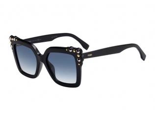 Слънчеви очила Уголемени - Fendi FF 0260/S 807/08