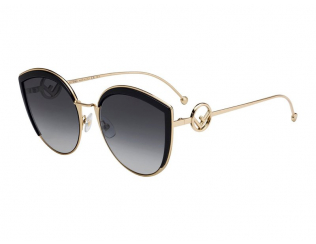 Слънчеви очила - Котешки очи - Fendi FF 0290/S 807/9O