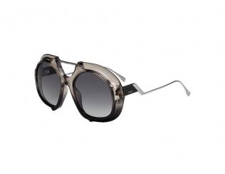 Овални слънчеви очила - Fendi FF 0316/S MNG/90