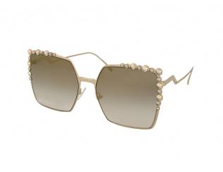 Слънчеви очила Уголемени - Fendi FF 0259/S J5G/FQ