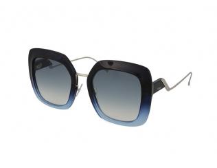 Слънчеви очила Уголемени - Fendi FF 0317/S ZX9/08