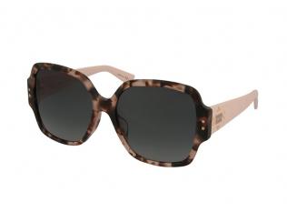 Слънчеви очила Уголемени - Christian Dior LADYDIORSTUDS5F 01K/9O
