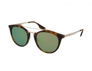 Слънчеви очила - Чаена чаша - Alexander McQueen MQ0037S 002