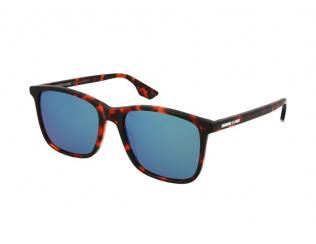 Квадратни слънчеви очила - Alexander McQueen MQ0080S 005