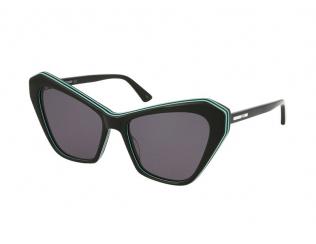 Слънчеви очила - Котешки очи - Alexander McQueen MQ0151S 002