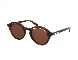 Слънчеви очила Чаена чаша - Alexander McQueen MQ0155S 002