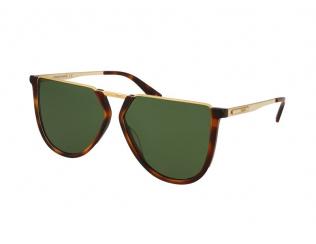 Квадратни слънчеви очила - Alexander McQueen MQ0161S 002