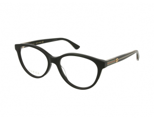 Овални диоптрични очила - Gucci GG0379O-001