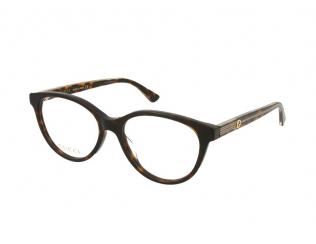 Овални диоптрични очила - Gucci GG0379O-002