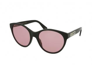 Слънчеви очила - Овални - Gucci GG0419S-002