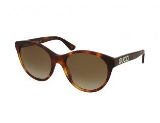Овални слънчеви очила - Gucci GG0419S-003