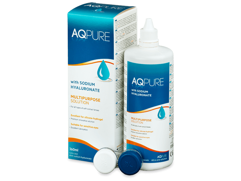 Разтвор AQ Pure 360 ml  - Разтвор за почистване