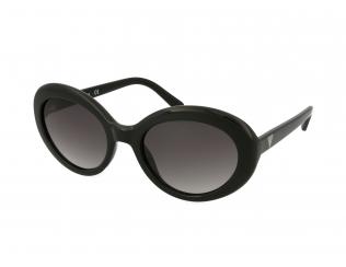 Овални слънчеви очила - Guess GU7576 01B