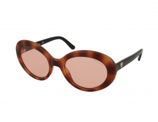 Овални слънчеви очила - Guess GU7576 53S