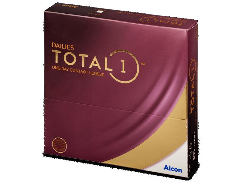 Dailies TOTAL1 (90лещи) - Еднодневни контактни лещи