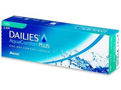 Dailies AquaComfort Plus Toric (30 лещи)