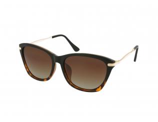 Слънчеви очила - Котешки очи - Crullé P6044 C2