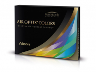Контактни лещи Alcon - Air Optix Colors – диоптричи (2лещи)