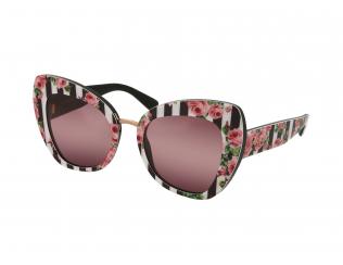 Слънчеви очила - Котешки очи - Dolce & Gabbana DG4319 3164W9