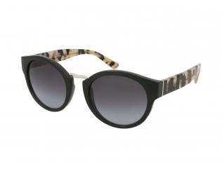 Овални слънчеви очила - Burberry BE4227 36098G