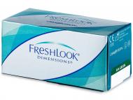 Контактни лещи Alcon - FreshLook Dimensions - Диоптрични (6лещи)