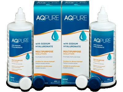 Разтвор AQ Pure 2 x 360 ml