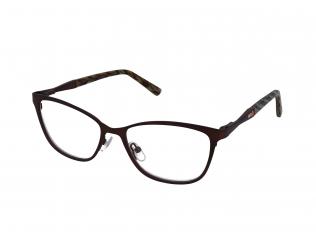 Диоптрични очила Котешки очи - Crullé 9049 C2