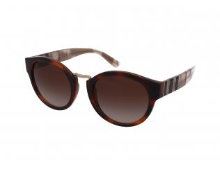 Овални слънчеви очила - Burberry BE4227 360113