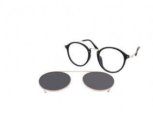 Кръгли диоптрични очила - Crullé TR1712 C1