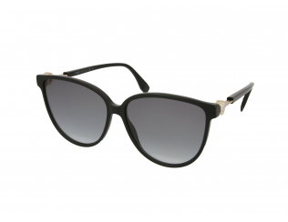 Слънчеви очила Уголемени - Fendi FF 0345/S 807/GB