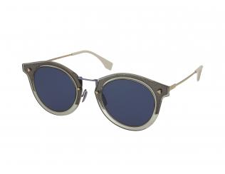 Слънчеви очила Browline - Fendi FF M0044/G/S 09V/KU