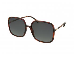 Слънчеви очила Уголемени - Christian Dior SOSTELLAIRE1 EPZ/1I