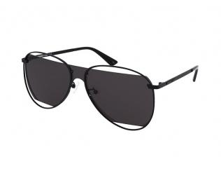 Слънчеви очила Pilot - Alexander McQueen MQ0196S 001