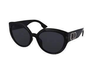 Овални слънчеви очила - Christian Dior DdiorF PRN/2K