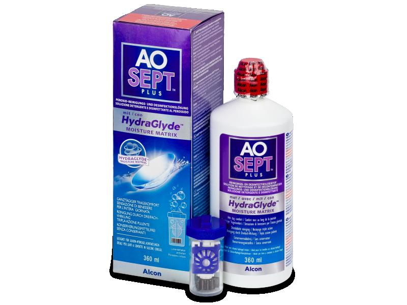 Разтвор AO SEPT PLUS HydraGlyde 360ml  - Разтвор за почистване