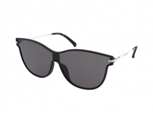 Слънчеви очила Browline - Calvin Klein Jeans CKJ18702S-001