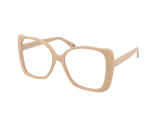 Диоптрични очила Уголемени - Gucci GG0473O-005