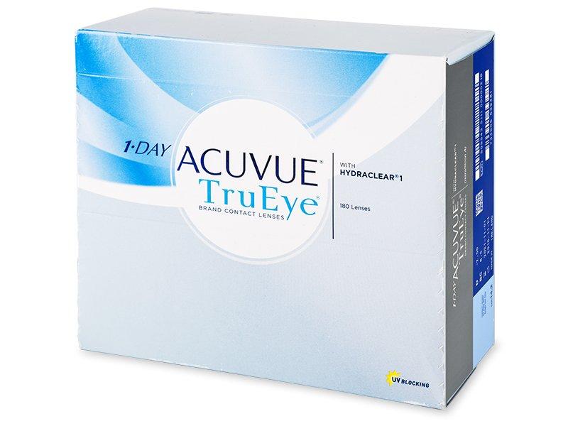1 Day Acuvue TruEye (180 лещи) - Еднодневни контактни лещи