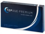 Евтини двуседмични лещи за очи онлайн - TopVue Premium (6 лещи)