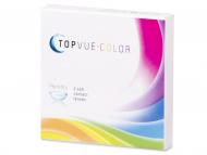 Евтини месечни контактни лещи онлайн - TopVue Color - диоптрични (2лещи)