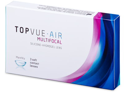 TopVue Air Multifocal (3 лещи)