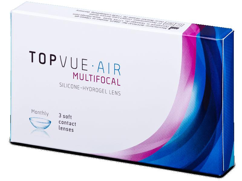 TopVue Air Multifocal (3 лещи) - Мултифокални лещи