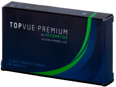 TopVue Premium for Astigmatism (3лещи)