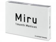 Евтини месечни контактни лещи онлайн - Miru 1 Month (6 лещи)