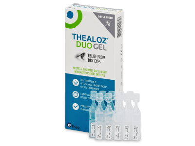 Гел за очи Thealoz Duo Gel 30x 0,4g