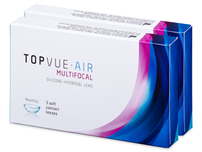 TopVue Air Multifocal (6 лещи)