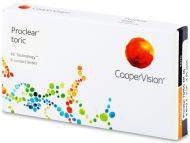 Торични контактни лещи за коригиране на астигматизъм - Proclear Toric XR (6лещи)