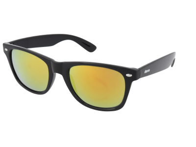 Слънчеви очила Alensa Sport Black Orange Mirror
