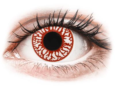 Blood Shot - ColourVUE Crazy Lens - еднодневни (2лещи)