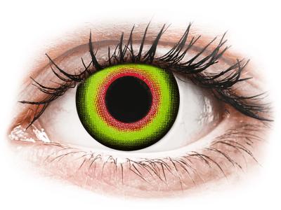 Mad Hatter - ColourVUE Crazy Lens - еднодневни (2лещи)